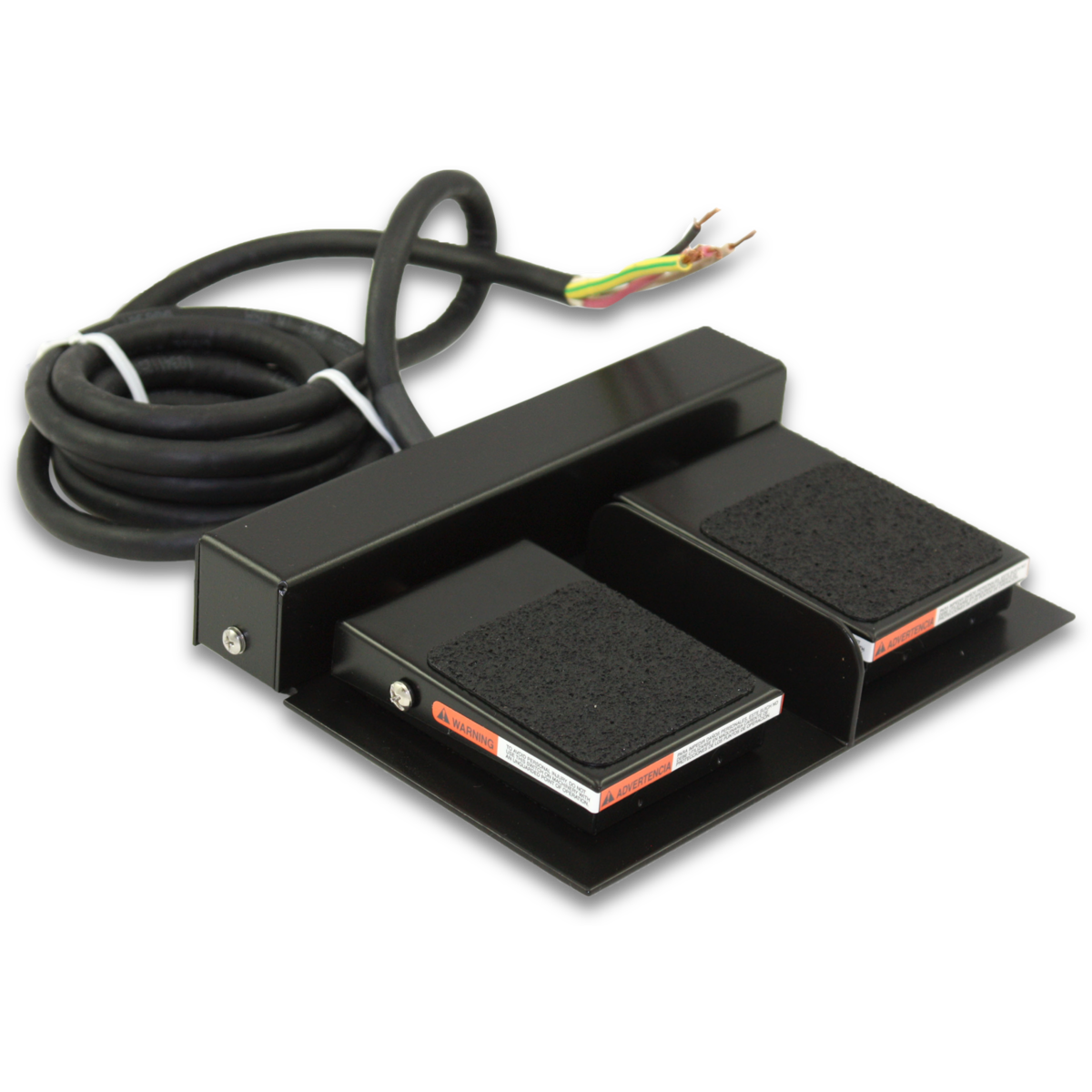 Linemaster T-91-SC3A Treadlite II Foot Switch Single Pedal SPDT 8 Electrical
